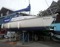 Evolution 25 Cruiser/racer Lift Keel Yacht
